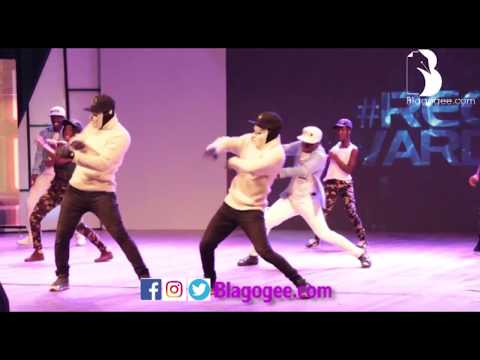 Rush Ghana Dance Awards 2017 (REGDA)