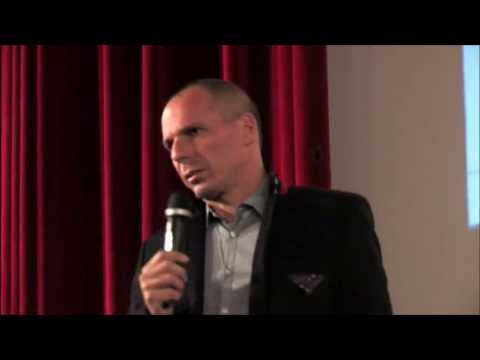 Yanis Varoufakis: Confessions of an Erratic Marxist /// 14th May 2013