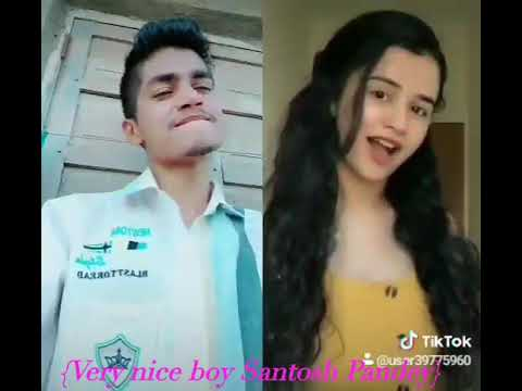 Santosh Bhuyan Very Nice Boy Video {I'm Santosh Pandey DJ} New TikTok Video Full Bobal 💯S.K,🎸💞(2)