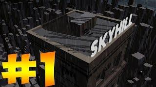 видео Прохождение SKYHILL 2015