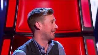 The Voice Uk 2015 Ricky Wilson Best Moments - Part2