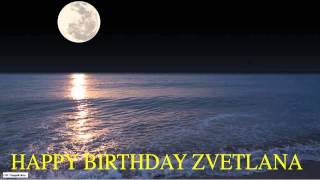 Zvetlana   Moon La Luna - Happy Birthday