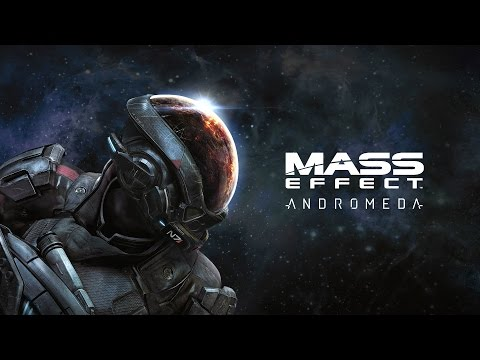 Mass Effect ANDROMEDA game play Ep 1 |
