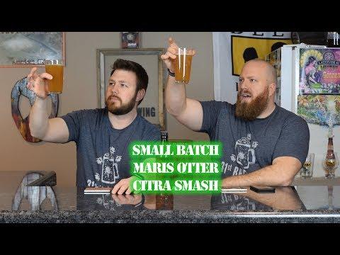 Grain To Glass Small Batch SMaSH Maris Otter Citra
