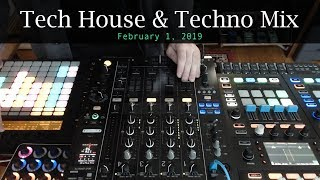 Tech House & Techno Music 2019 DJ Mix [February 2019]