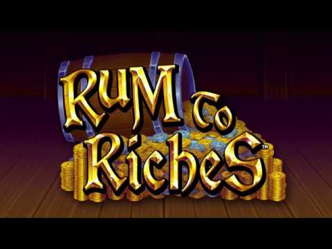 Rum to Riches™ by Incredible Technologies