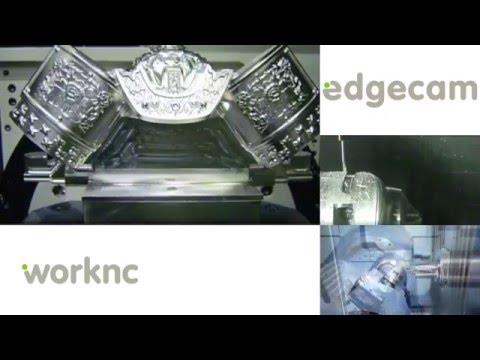 Vero Software GmbH: Zusammenschnitt der CAM-Systeme Edgecam & WorkNC