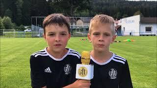 Reportáž z fotbalového kempu Dynamo akademie