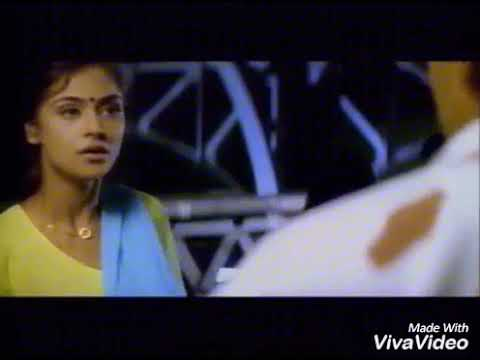 Prashant and Simran intro romantic scene from Kannethiraey thondrinal