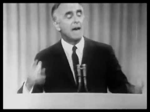 Democratic Convention Gestapo Tactics 1968 ElectionWallDotOrg.flv