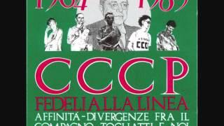 CCCP Fedeli alla linea - CCCP