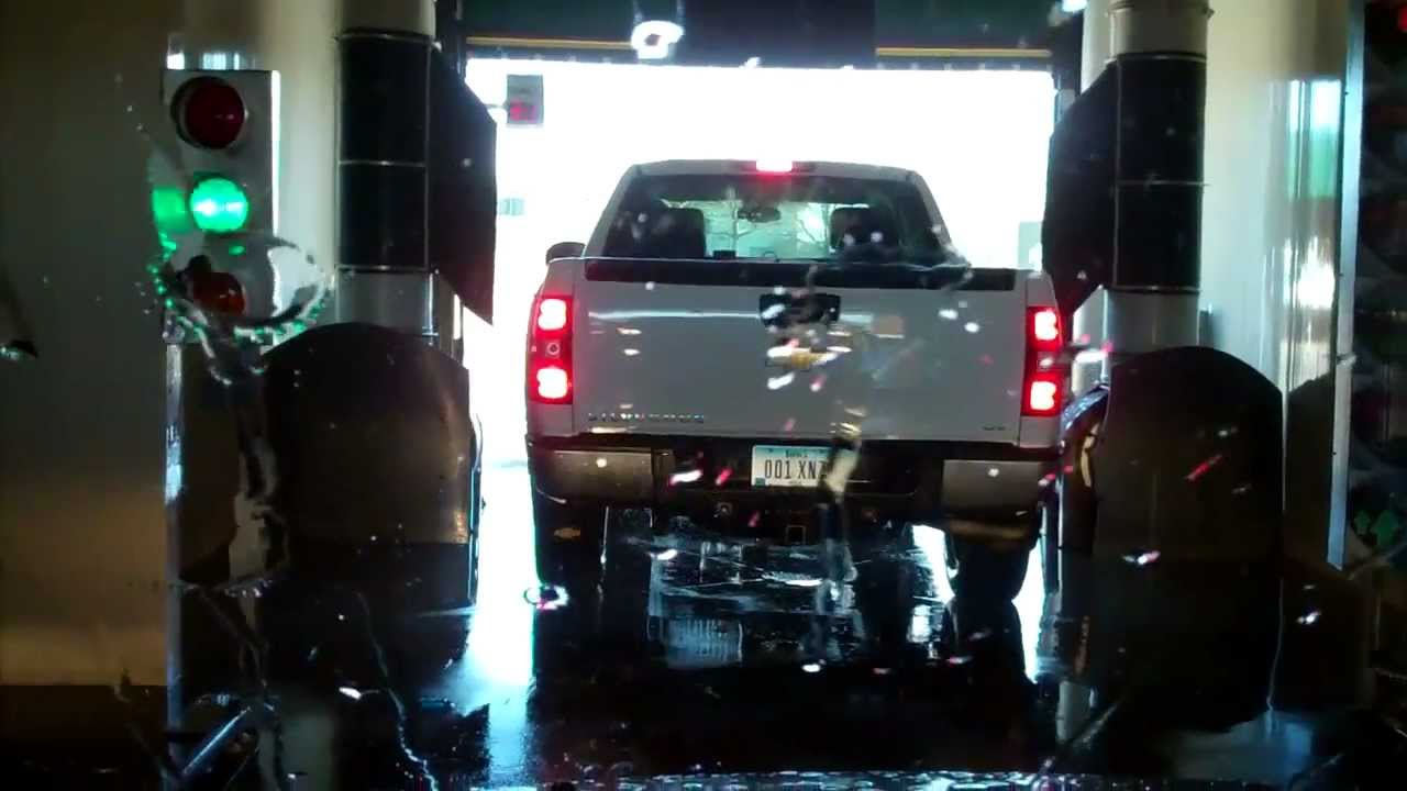 car wash ankeny  QuickSilver Automatic Touch Free Car Wash Ankeny IA - YouTube