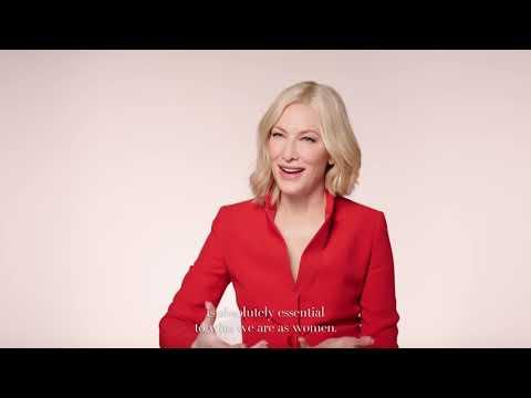 Cate Blanchett interview - Giorgio Armani
