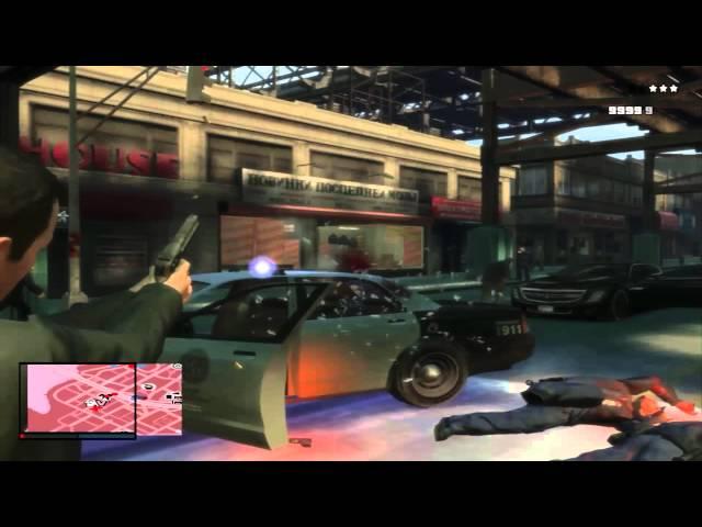 GTA IV z modami #1