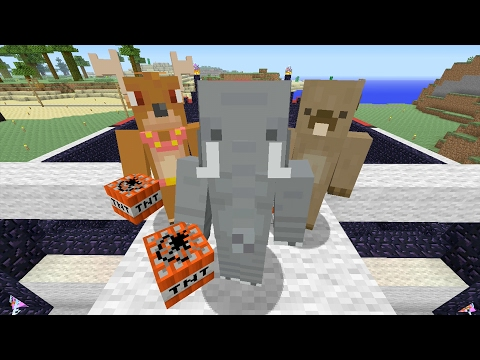 Minecraft Xbox - Bombs Away [487]