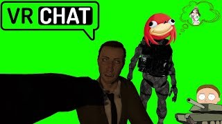 VR CHAT ADVENTURES  - Vol.1