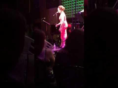 Monica Raymund Jazz Live New York pt2