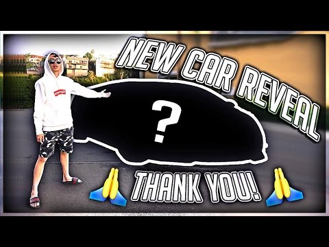 Thumbnail: MY NEW CAR REVEAL!!! (THANK YOU)