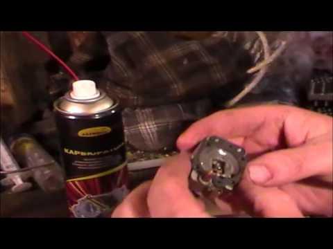 Ремонт бензокосы - неисправности бензокосы и способы их
