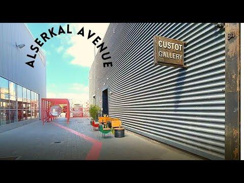 Why you Should Visit Alserkal Avenue Dubai    UAE Hidden Gems PT 6