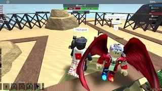 Roblox torre batallas Triunfo intento de fracaso épico (Pero victoria)