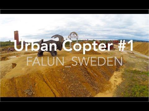 Copper Mine Falun Sweden - Urban Copter #1