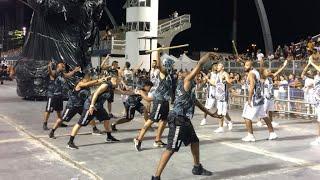 Gavioes 2018 - Ensaio Tecnico 13.01.18 - Carnaval Brasil 4K
