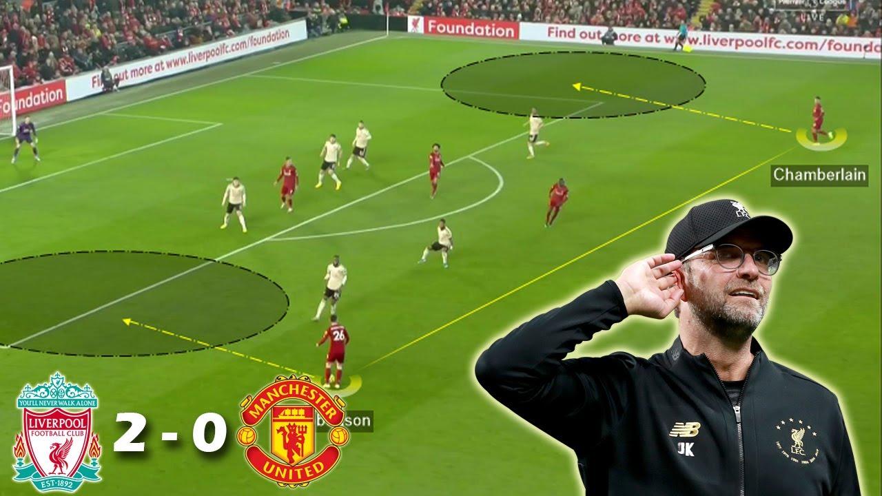 Download Jurgen Klopp Shows his Tactical Flexibility   Liverpool vs Man United 2-0   Tactical Analysis