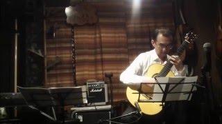 弾きたい曲からはじめる 私のクラシック・ギター2 映画音楽編」より MAS...