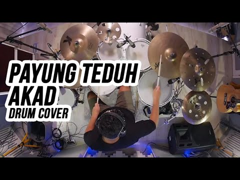 Payung Teduh - Akad - Drum Cover by Superkevas