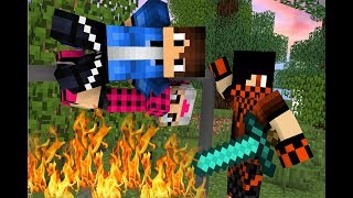 Cute girl life 7 - Zoo Zoo Minecraft animations