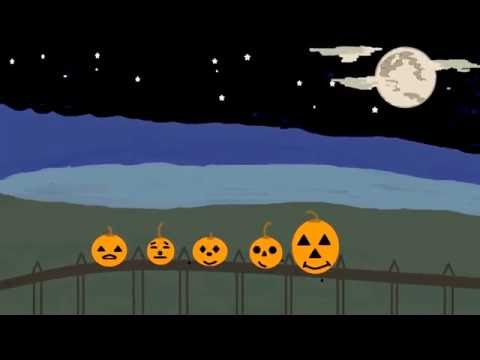 Five Little Pumpkins  Halloween Song