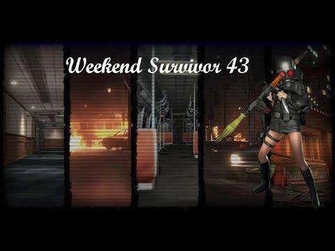 Weekend Survivor 43 (48:33 solo) resident evil revelations 2