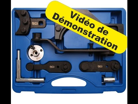 kit calage distribution vw t5 touareg et phaeton youtube. Black Bedroom Furniture Sets. Home Design Ideas