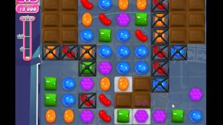 Candy Crush Saga Level 831 - No Boosters