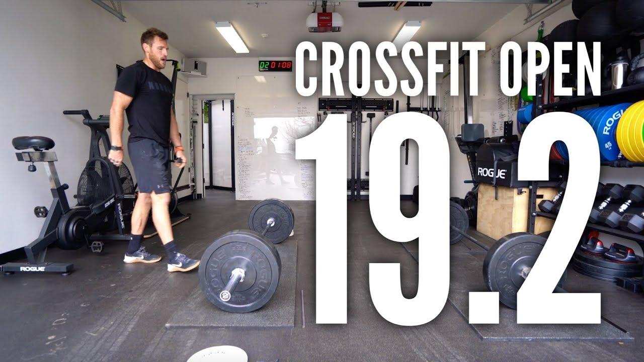 Crossfit open 19.2 youtube