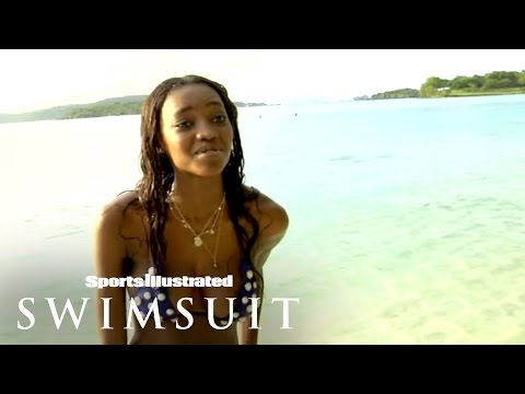 Oluchi: St. John Photoshoot 2008 | Sports Illustrated Swimsuit