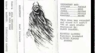 Mesentery - Now When Dead