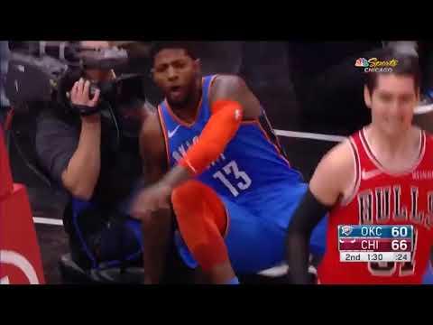 Thunder vs Bulls - Highlights -12/7/18