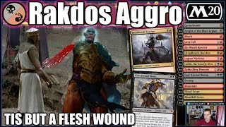 Can One Ebon Knight Breathe New Life Into Rakdos?