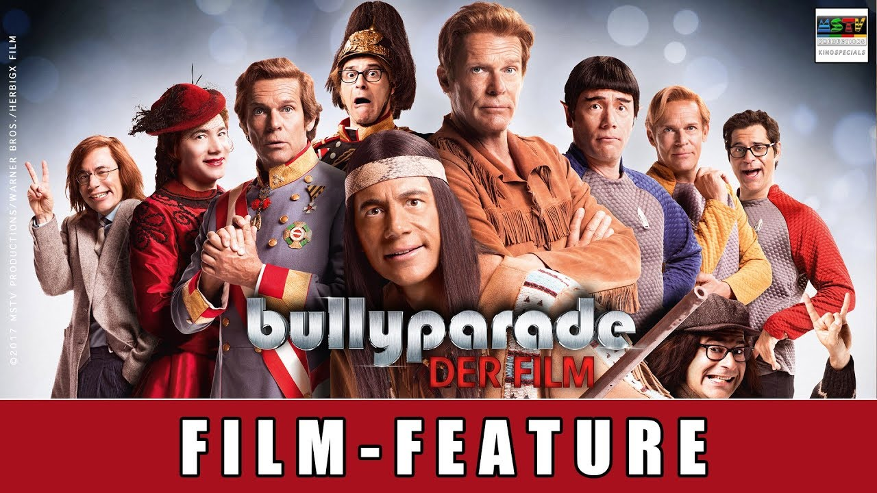 Bullyparade - Der Film - TV-SPECIAL | Michael Herbig |Rick Kavanian | Christian Tramitz