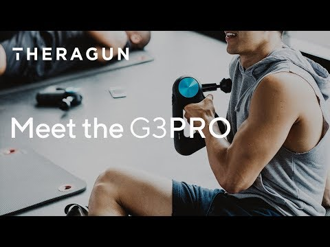 Closer Look at Theragun G3PRO: Designed for Professionals, Made for Everybody