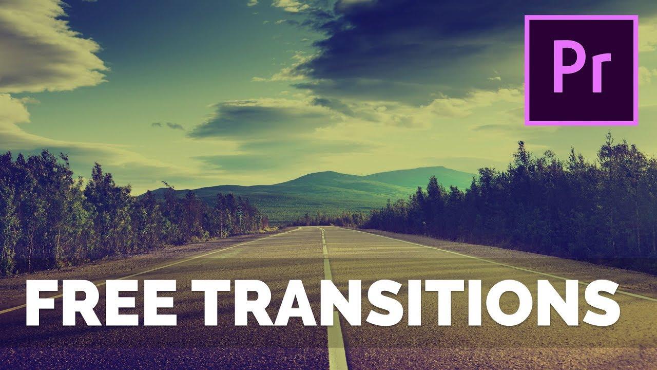 adobe premiere pro transitions free download