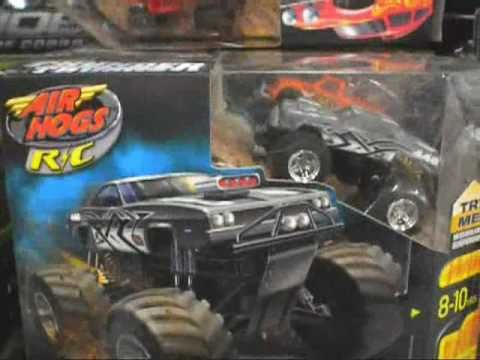 Air Hogs RC Thunder Trucks $5 Walmart Score!