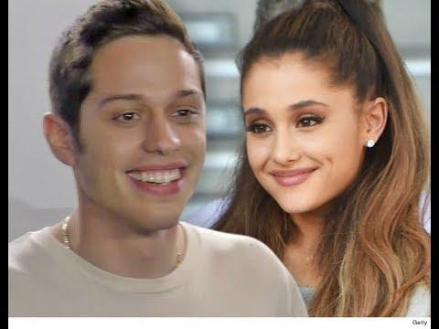 Synastry Chart Ariana Grande & Pete Davidson