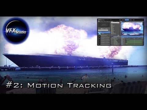 Motion Tracking - Attach CGI to Real World Footage