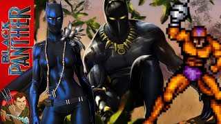 Black Panther Video Games - My TOP 5 Favorite Movie Characters' Game Appearances