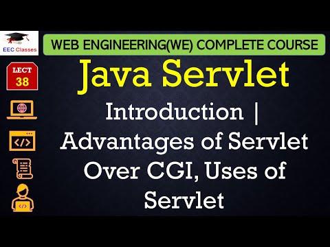 Introduction, Advantages of Servlet Over CGI, Uses of Java Servlet