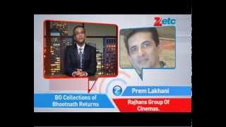 Box Office collection- Bhootnath Returns - ETC Bollywood Business - Komal Nahta