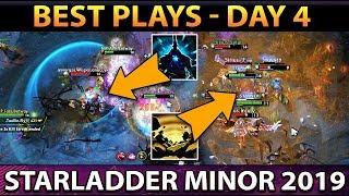 Best Plays STARLADDER ImbaTV 2 Minor Day 4 - Dota 2